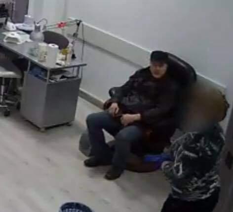 Во Львове неадекватный мужчина зашел в салон красоты и стал удовлетворять свое сексуальное желание (Фото)