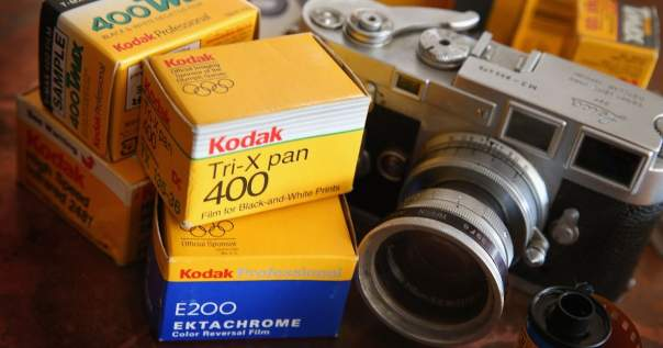 Компания Kodak громко о себе напомнила