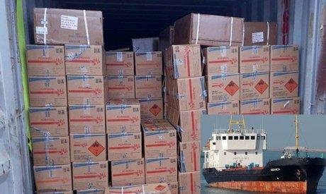 Новые подробности: Арестованных в Греции моряков доставили в Пирей