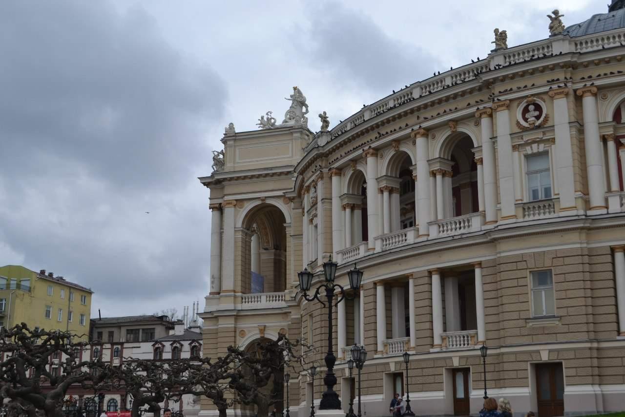 Завораживающие снимки Одессы (Фото)