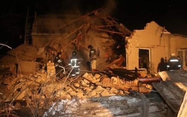 На Херсонщине произошел мощный взрыв: Разрушен дом