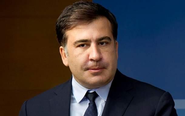 Саакашвили поедет в Днепр для поиска