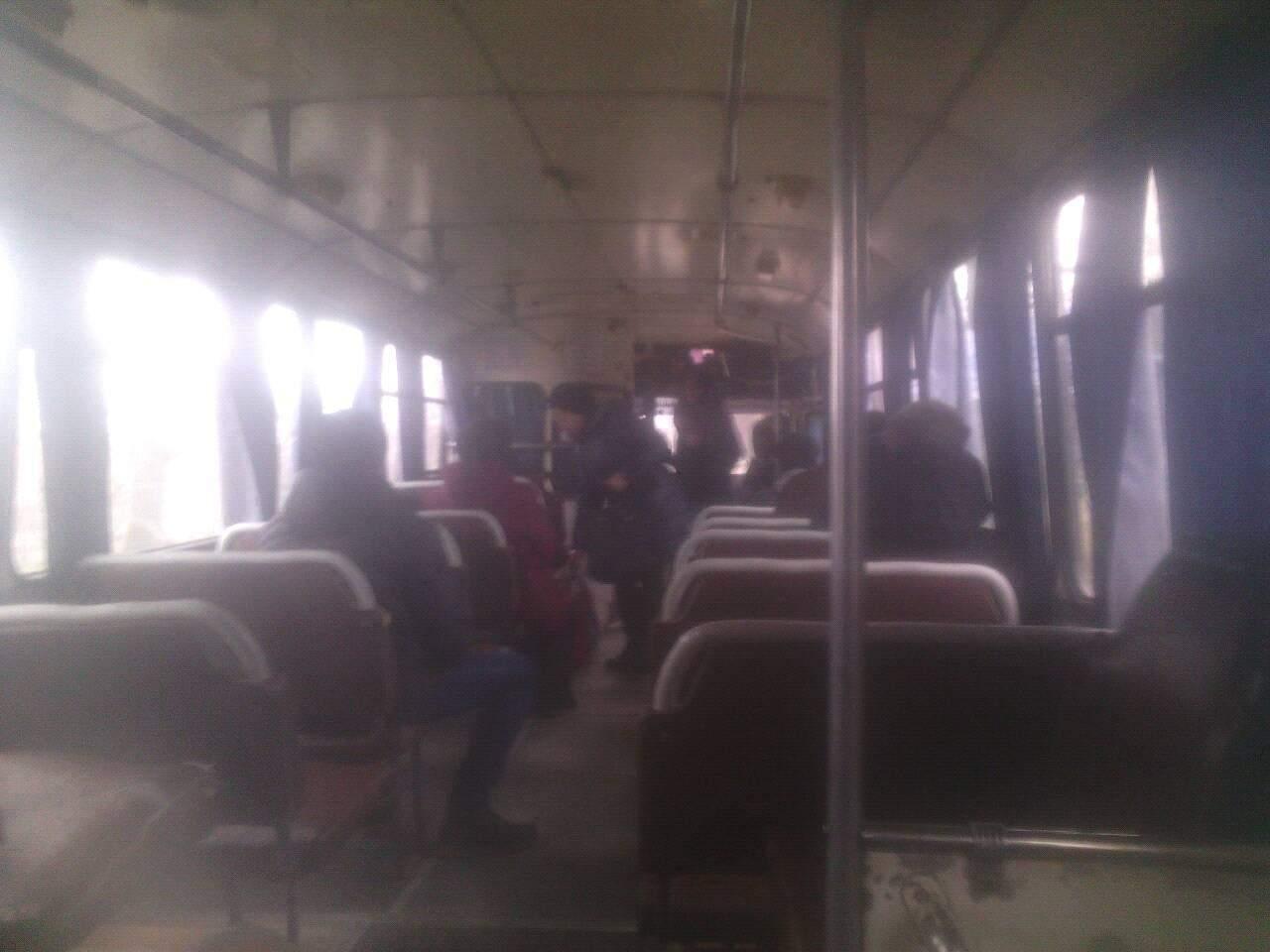 В Виннице частный перевозчик отказался провозить участников АТО (фото)