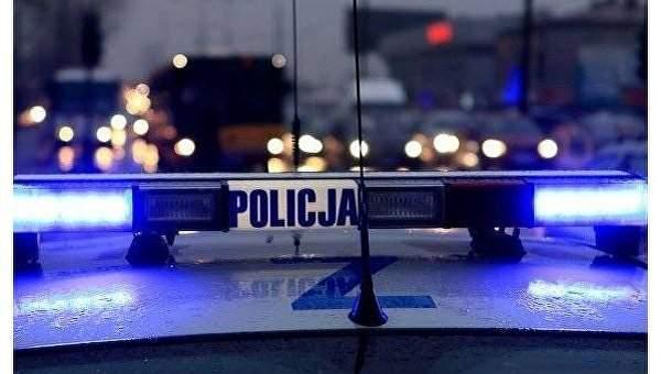 В Польше группа злоумышленников атаковала полицию вблизи синагоги