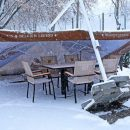 Снежная сказка в Одессе: Город замело (Фото)