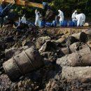 Токсические отходы из днепропетровского ядомогильника оказались в Киевской области