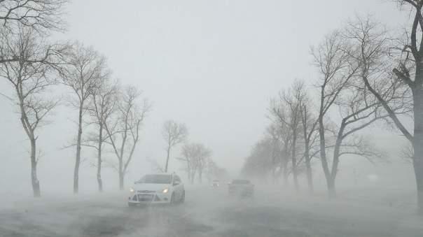 Спасатели предупреждают об ухудшении погоды в некоторых областях Украины