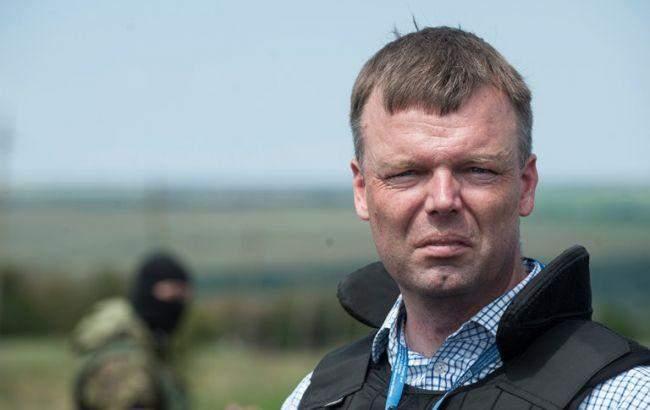 Первый заместитель Главы СММ ОБСЕ в Украине посетит Донбасс