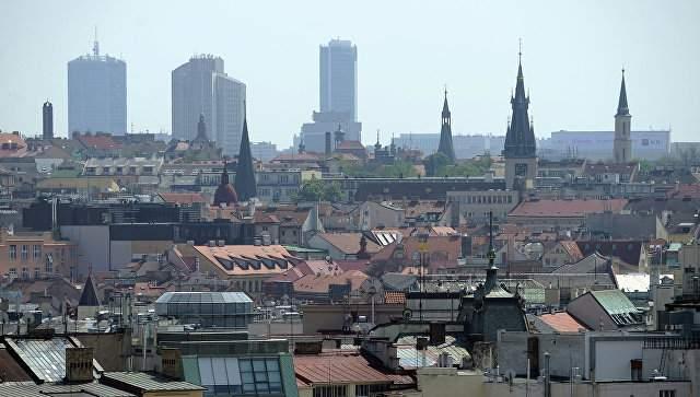 В Праге вспыхнул отель: Около 40 пострадавших
