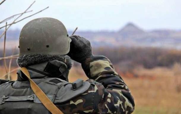 В зоне АТО со второй половины дня не было зафиксировано ни одного обстрела