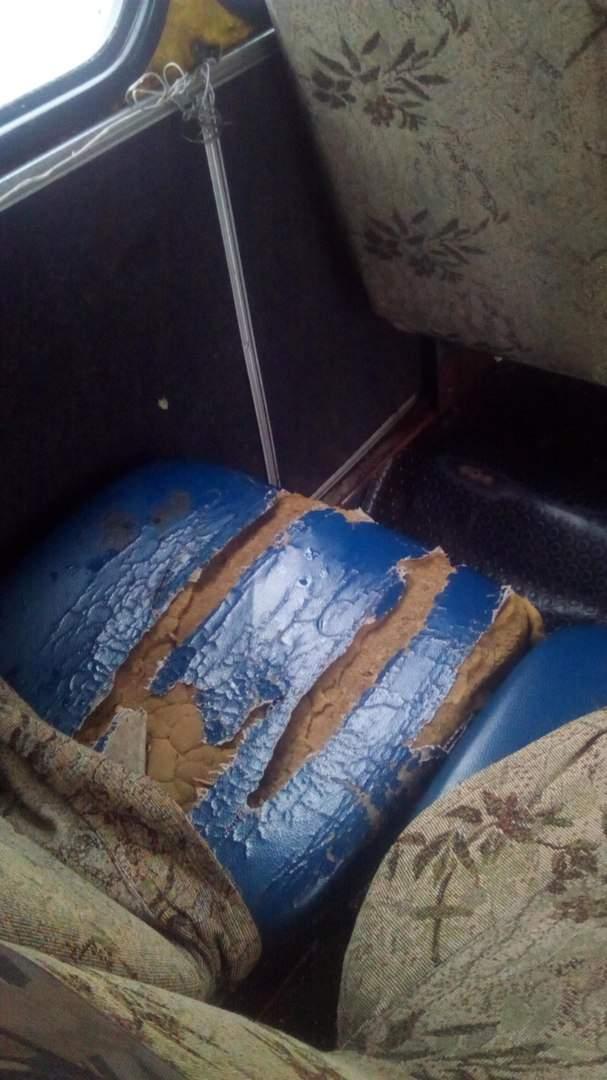 Одесситы жалуются на условия в общественном транспорте (фото)