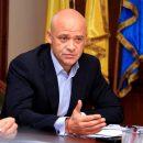 Мэр Одессы Труханов почти месяц не появляется в Украине