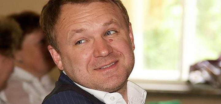 НАБУ проводят обыски в киевском офисе Виталия Кропачева