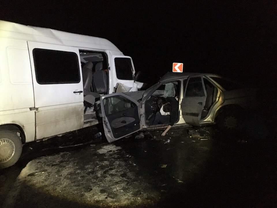 Во Львовской области произошло ДТП с летальным исходом (фото)
