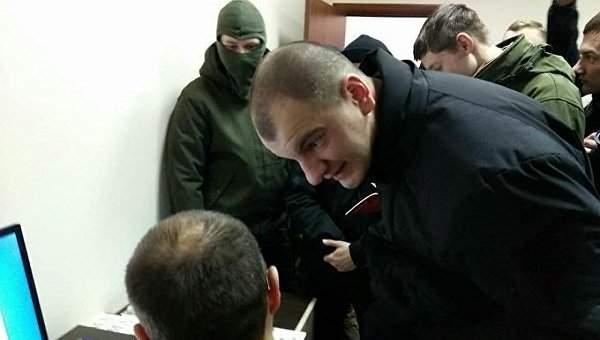 Полиция открыла уголовное производство по факту нападения на офис