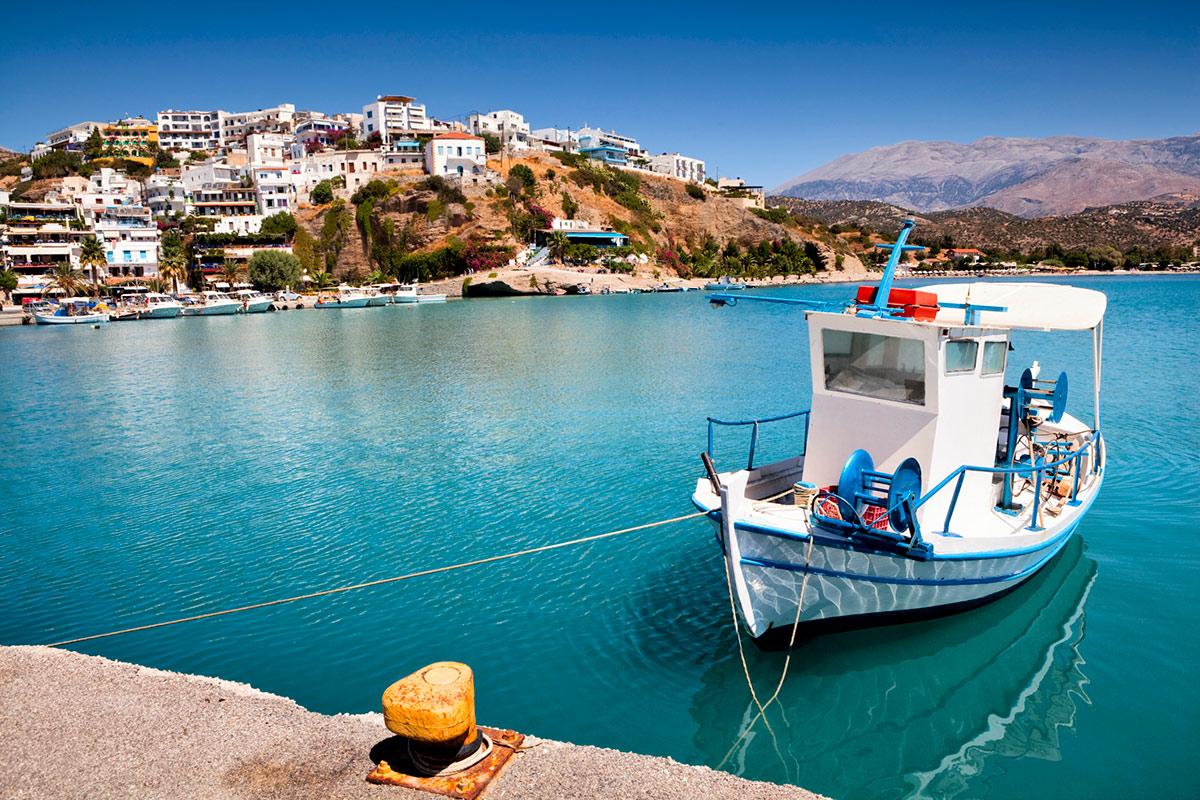 Услуги частных гидов на острове Крит