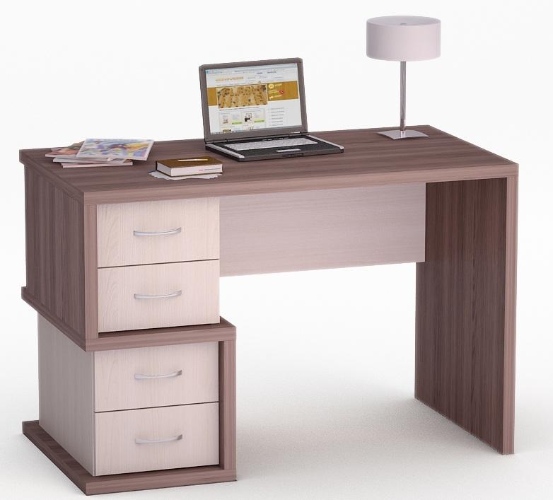 Широкий выбор прямых офисных столов в Lamelio
