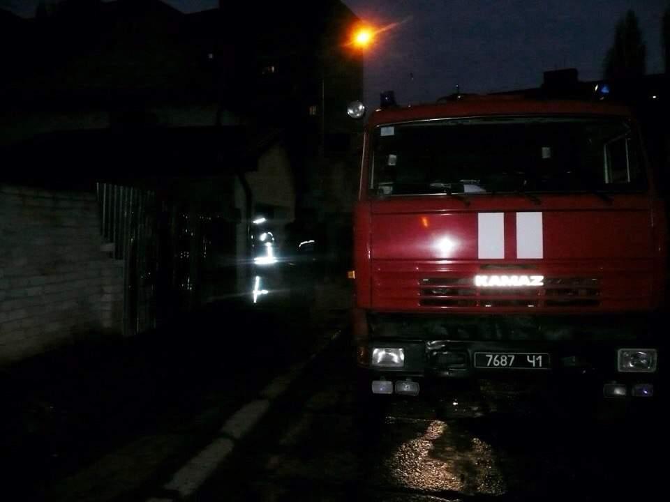 В Одессе в результате серьёзного пожара погибло несколько человек (Фото)