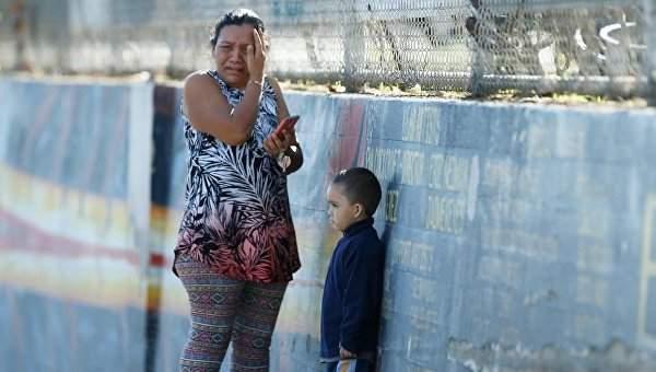 В Лос-Анджелесе школьница расстреляла своих одноклассников