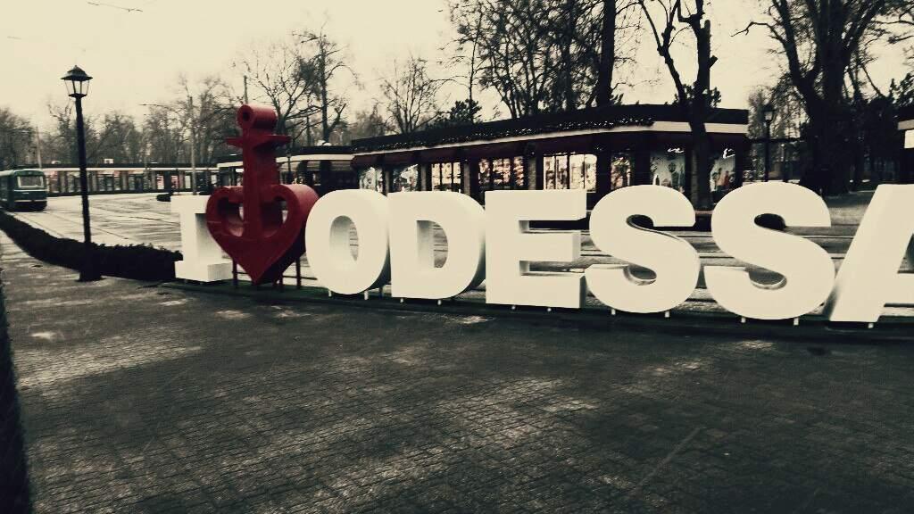 Завораживающие пейзажи Одессы в нескольких фото