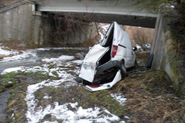 На Львовщине в результате серьезного ДТП погиб молодой водитель (Фото)