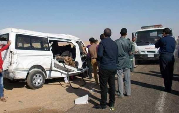 В Египте жертвами масштабного ДТП стали 11 человек