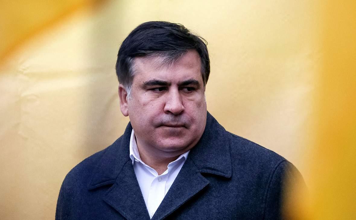 Саакашвили устроил предпремьерный показ своего фильма об Украине (видео)