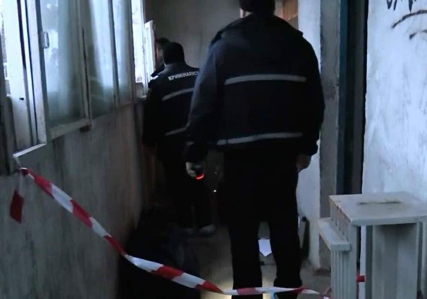 В столице задержали подозреваемого в убийстве женщины, тело которой было найдено в подъезде