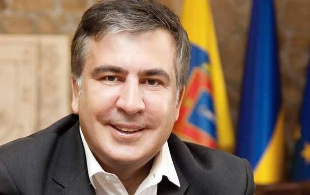 Саакашвили считает, что украинский народ свергнет власть, если его экстрадируют