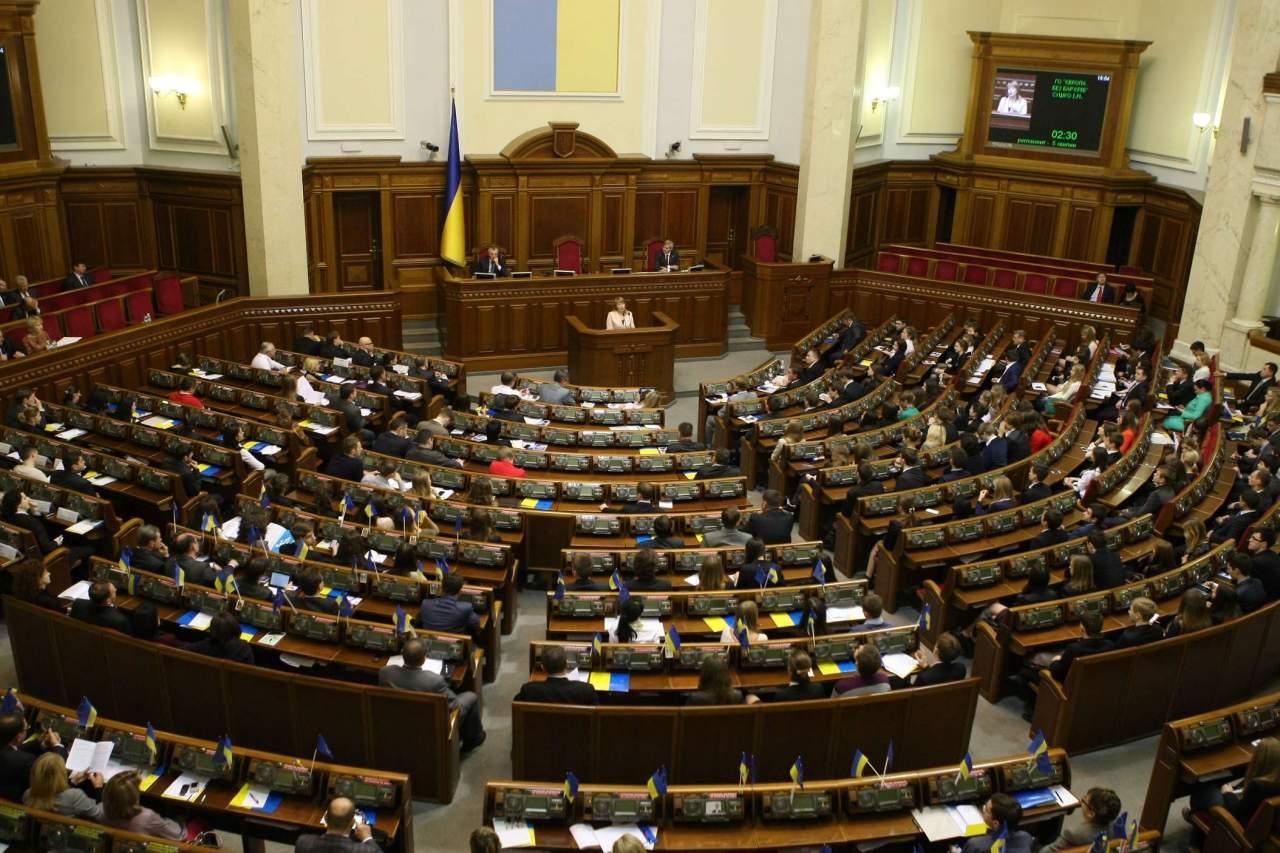 В ВР  зарегистрировали проект с призывом помешать проведению выборов президента России в Крыму