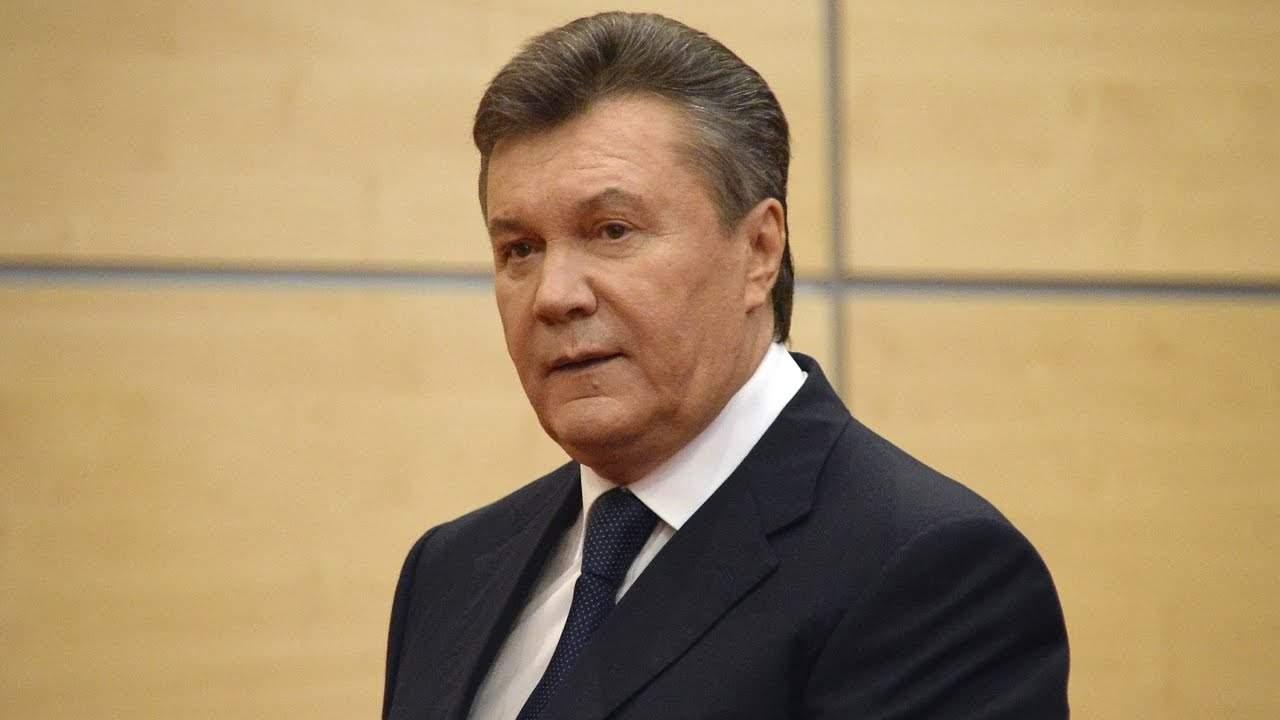 Янукович заявил о причастности представителей нынешней власти к убийствам во время Евромайдана