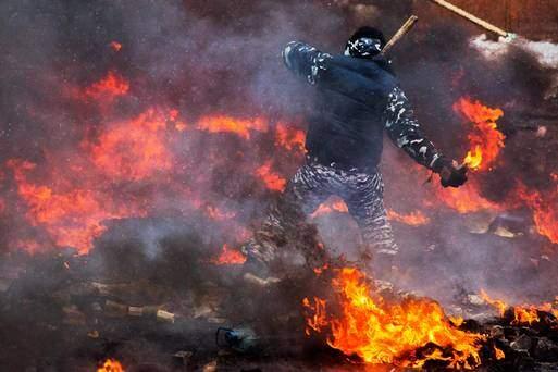 В Киеве 18 февраля пройдет вече, которое организовывают националисты ОУН