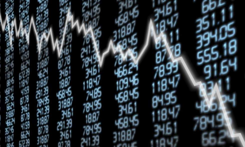 Фондовые индексы США снова демонстрируют падение