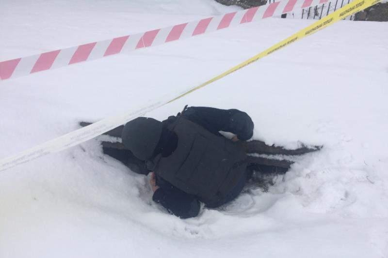 В Харьковской области ребенок обнаружил взрывоопасный боеприпас (фото)