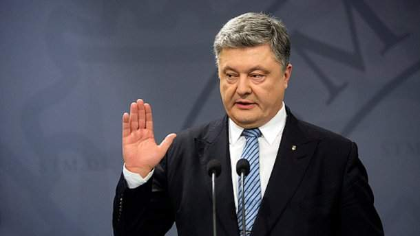 Порошенко ввел в действие решение СНБО о мерах по противодействию