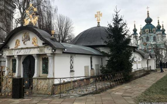 Общественная организация призывает мэра Киева ветировать скандальное решение Киевсовета о сносе Десятиной часовни