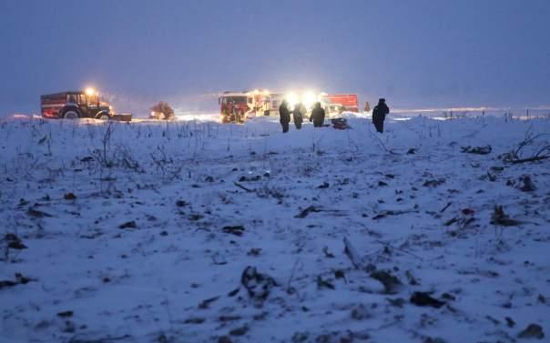 Авиакатастрофа в России: двигатель самолета был украинский, но обслуживанием занималась российская сторона