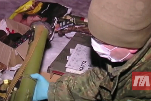 В Виннице у ВСУшника правоохранители обнаружили арсенал оружия