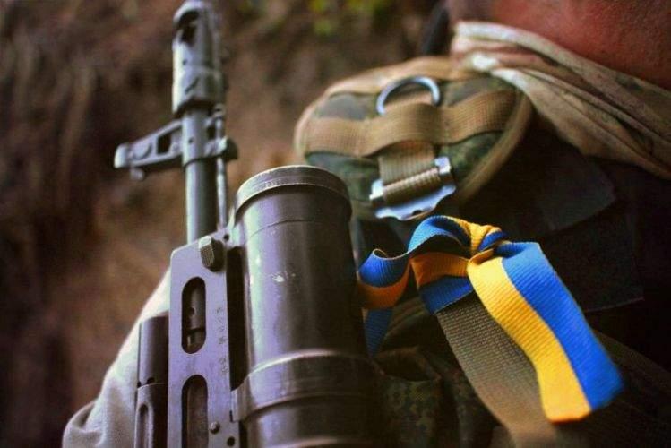 В зоне АТО украинская сторона понесла боевые потери