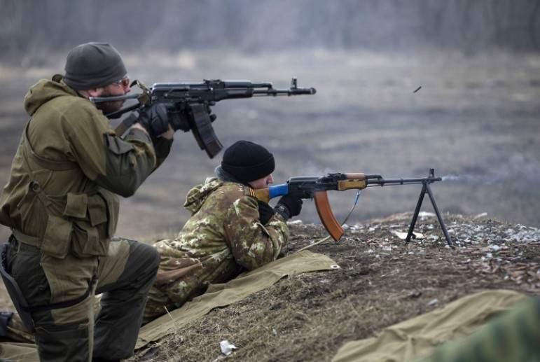 Количество обстрелов в зоне АТО заметно увеличилось
