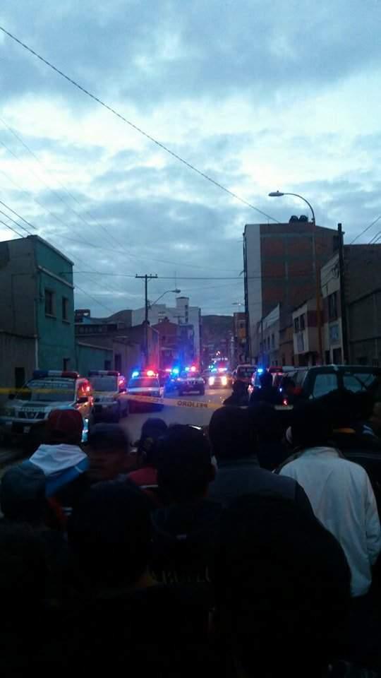 В Боливии вновь прогремел смертельный взрыв