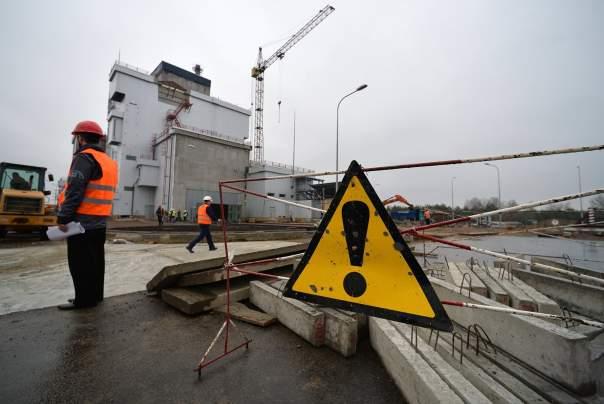 США предоставили Украине финпомощь на строительство ядерного хранилища