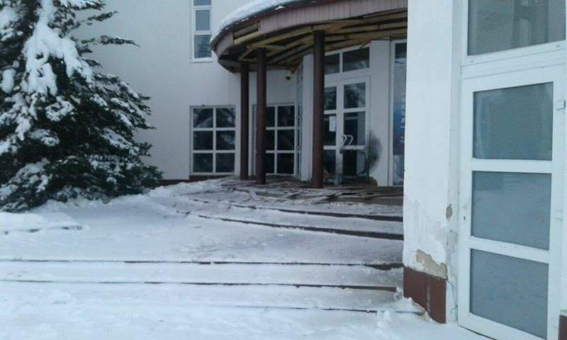 В Ивано-Франковской области возле музея Бандеры прогремел взрыв