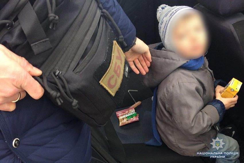 В Хмельницкой области мать отдала своего ребенка