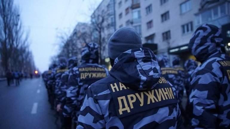 Глава Департамента патрульной полиции выступил против Нацдружин