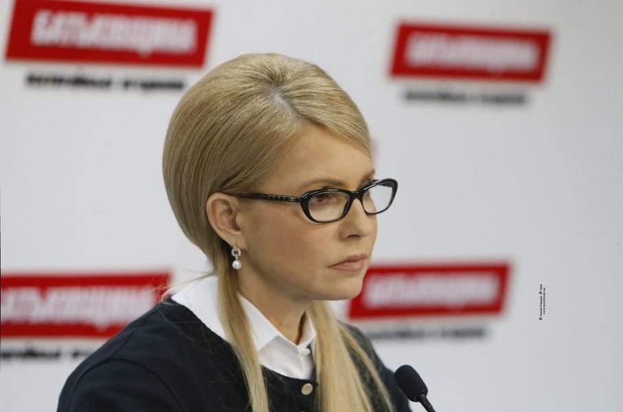 Тимошенко выдвинула свою версию достижения мира в Украине