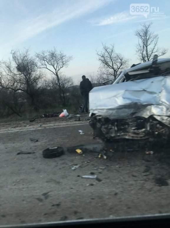 В Крыму произошла крупная авария: среди погибших есть дети