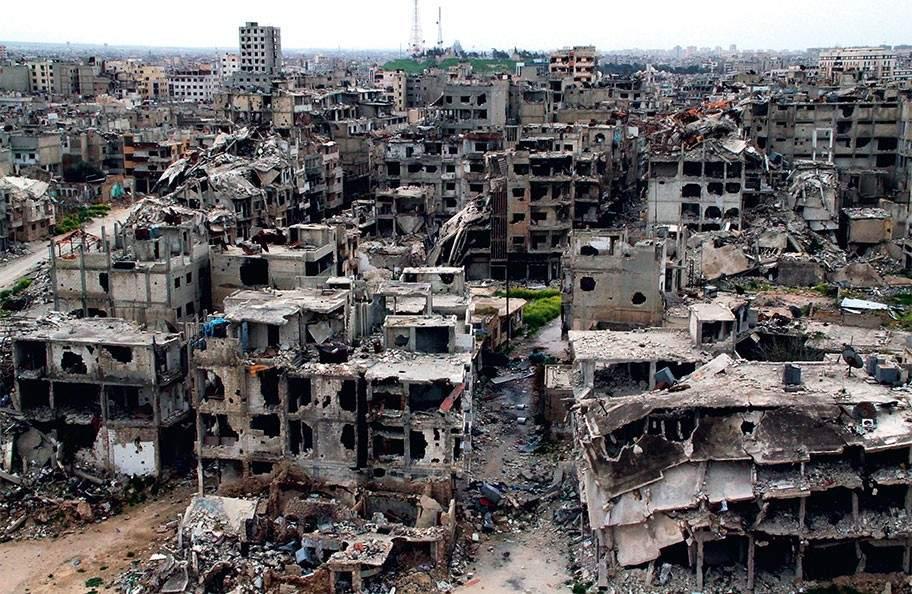 Правозащитники сообщают о больших потерях среди мирного населения в Сирии