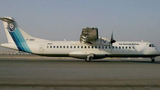 Врезался в гору: СМИ назвали причину авиакатастрофы в Иране