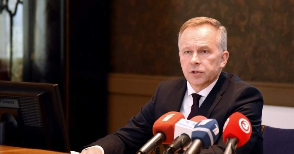 Главу Банка Латвии задержали по делу о коррупции